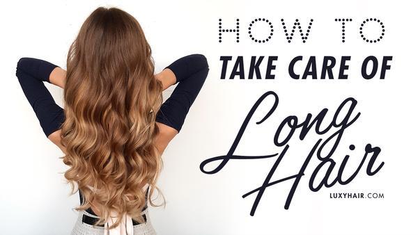 Hair Tips for Maintaining Long, Healthy, European Hair